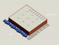 NORD-1 - крыша