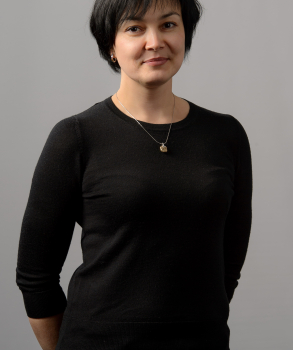 Валентина Верина, руководитель отдела по работе с подрядчиками