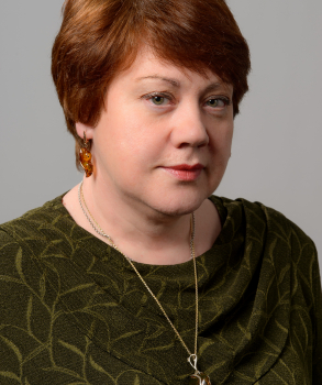 Irina Kuvshinnikova, Chief Accountant