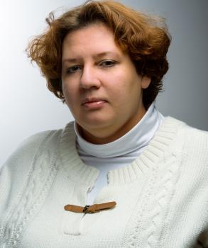 Юлия Астафьева, финансовый директор