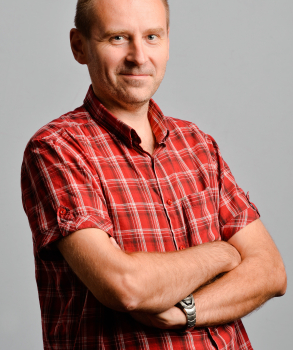 Sergey Mishchuk, Technical Director