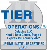 Uptime Institute Tier III Certified: Operational Sustainability
